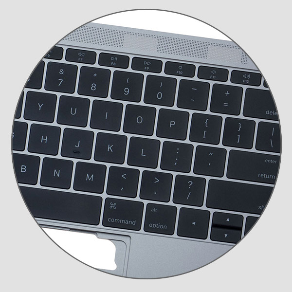MacBook A1534 keyboard replacement