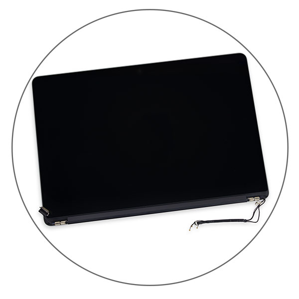 MacBook Pro Retina LCD replacement