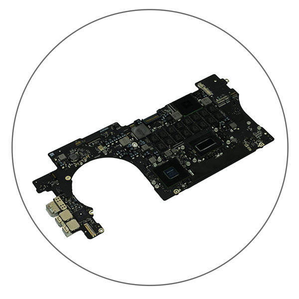 MacBook Pro motherboard repair / replacement