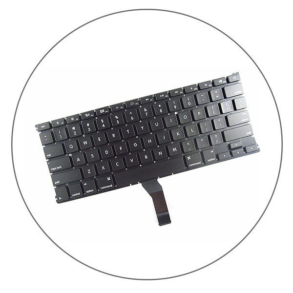 MacBook Pro Retina keyboard replacement